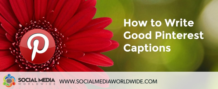 How to Write Good Pinterest Captions