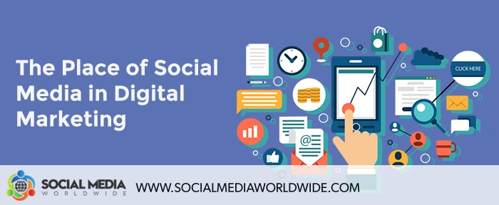The Place of Social Media in Digital Marketing
