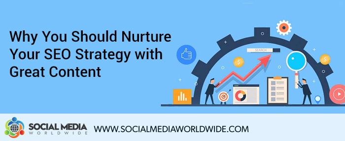 Why You Should Nurture Your SEO Strategy with Great Content