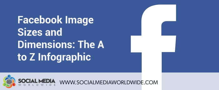 Facebook Image Sizes and Dimensions: The A to Z Infographic